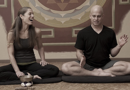 PAUL & SUZEE GRILLEY - YIN YOGA