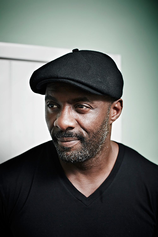 Idris Elba for BAFTA