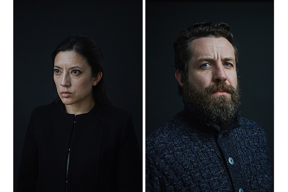 Louise Mai Newberry and Ferdy Roberts for Soho Theatre