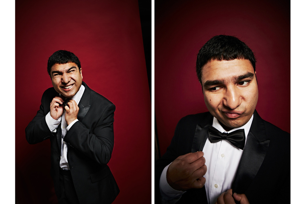 Nick Mohammed for The Invisible Dot Theatre