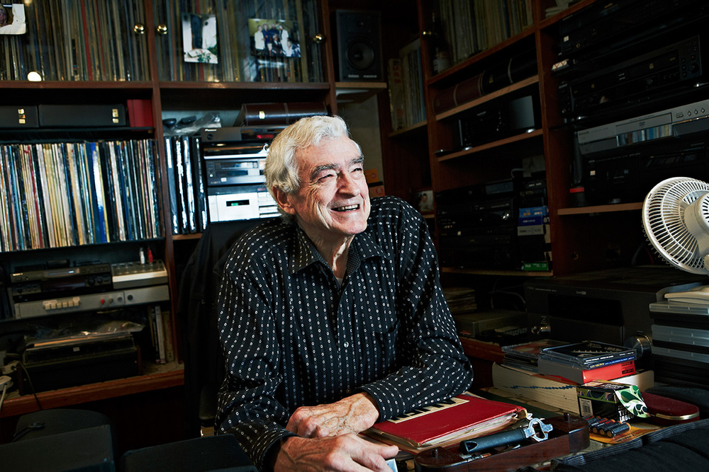 Terry Rawlings for BAFTA