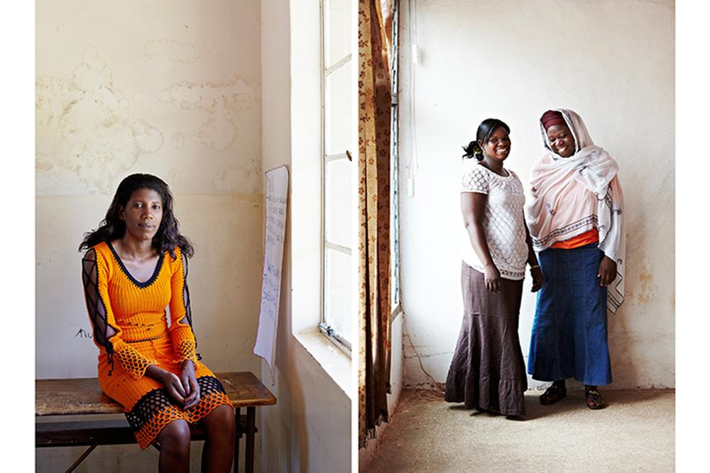 Cama Members, Lubwe Zambia for Camfed International