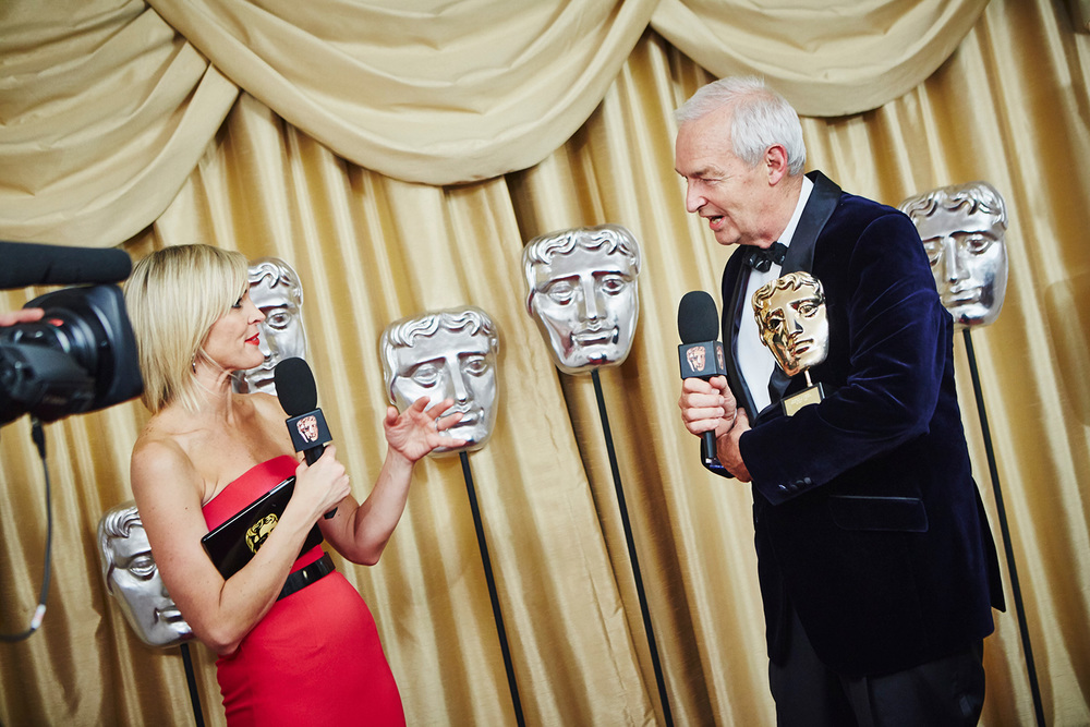 Jenni Falconer, Jon Snow