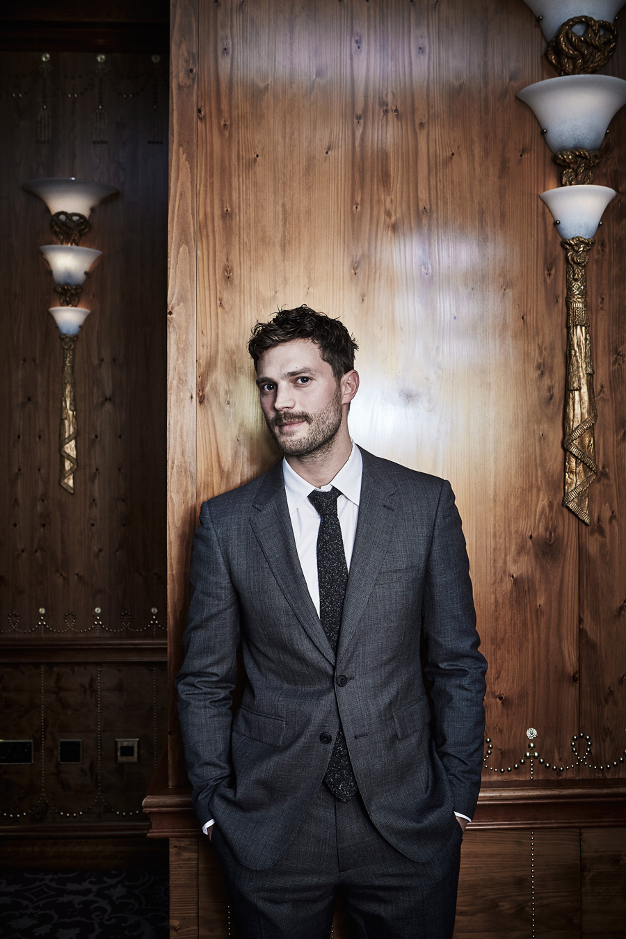 Jamie Dornan for BAFTA
