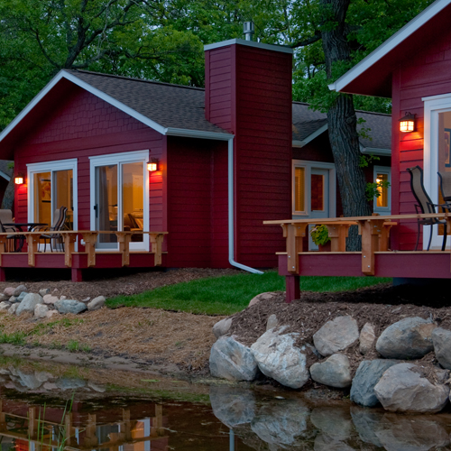 ROY LAKE CABINS, COTE FAMILY PROPERTIES