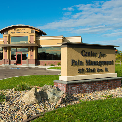 CENTER FOR PAIN MANAGEMENT - ALEXANDRIA, MN