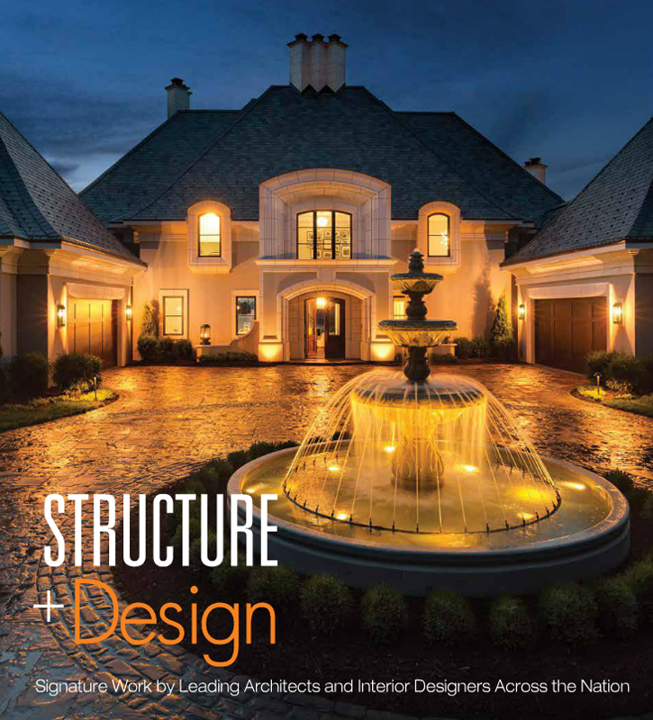 Nor-Son featured in new book,Structure + Design