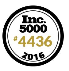 Nor-Son Earns Ranking on 2016 Inc. 5000 List