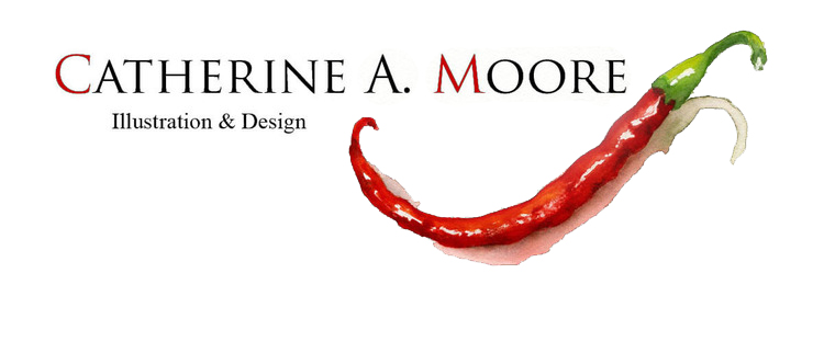Catherine A. Moore Illustration & Design