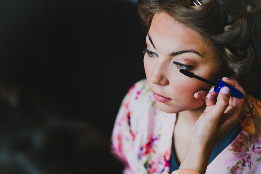 Bridal Makeup Vista West Ranch | Lisa Woods Photography