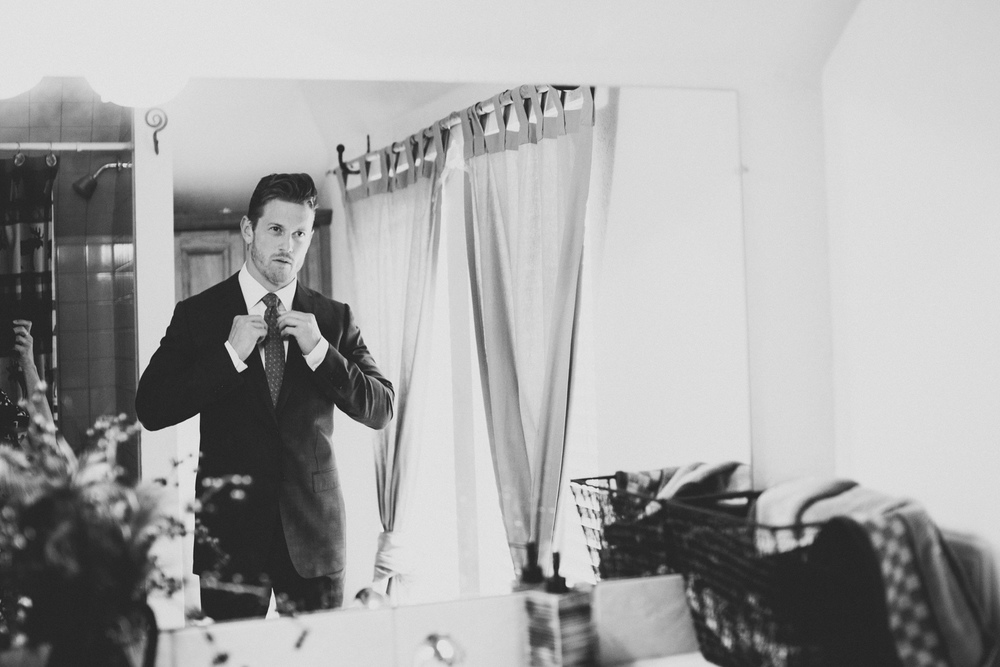 Groom at Vista West Ranch | Lisa Woods Photography