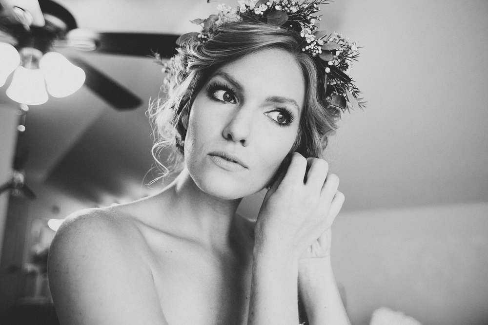 Bridal Portrait at Vista West Ranch | Lisa Woods Photography