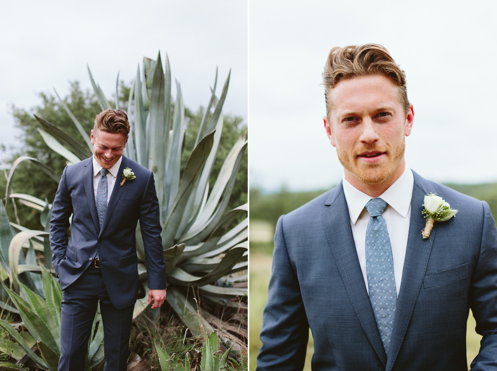 Stylish Groom Attire | Lisa Woods Photography