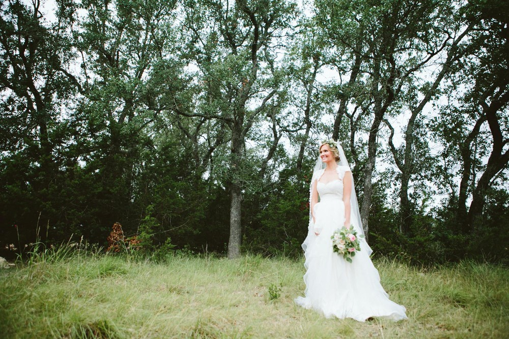 Bridal Vista West Ranch Portrait | Lisa Woods Photography