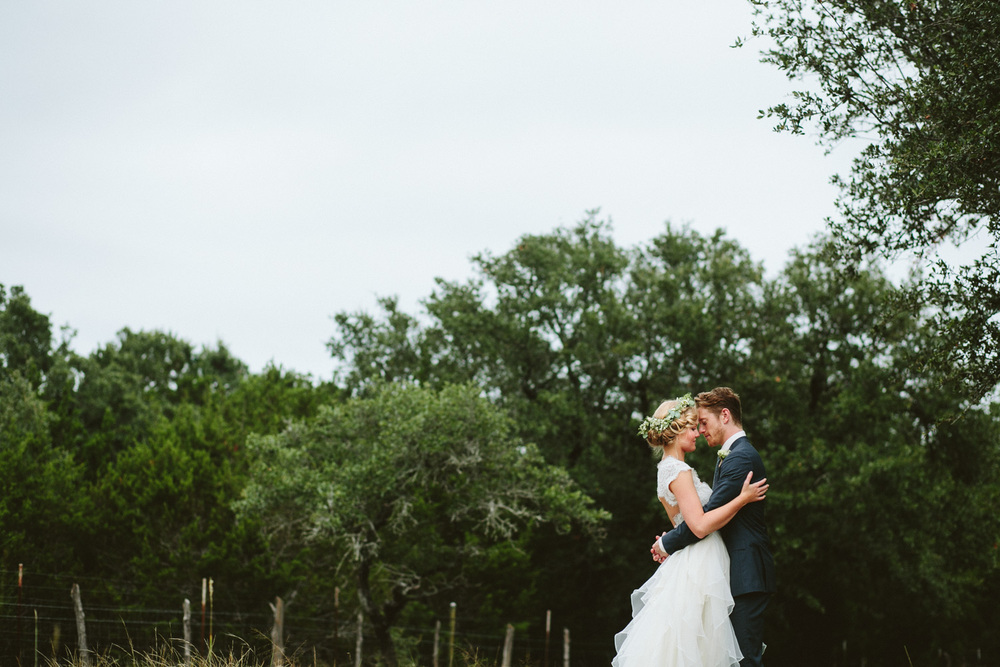 Bride and Groom Couple Portrait Vista West Ranch | Lisa Woods Photography