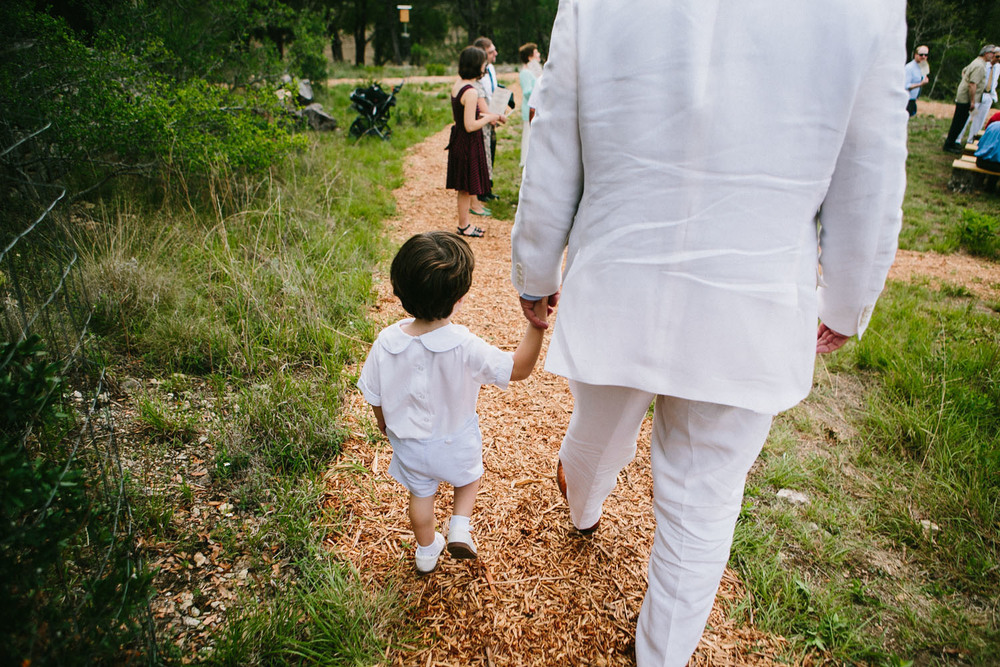 Little Wedding Boy | Home Ranch Wedding | Lisa Woods Photography