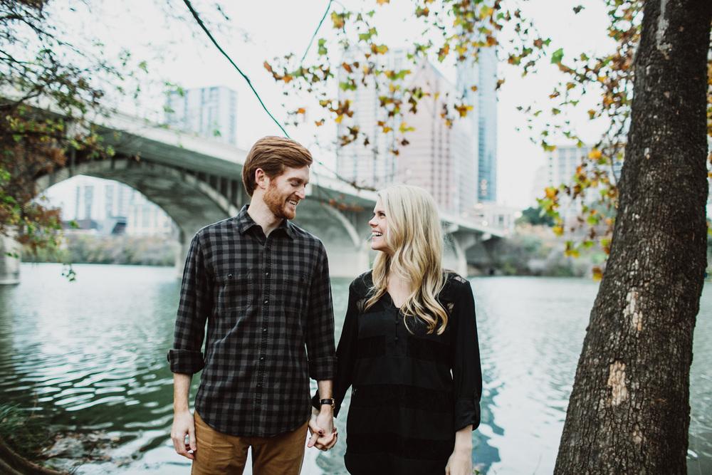 Engagement Portrait | Austin Texas | Lisa Woods Photography