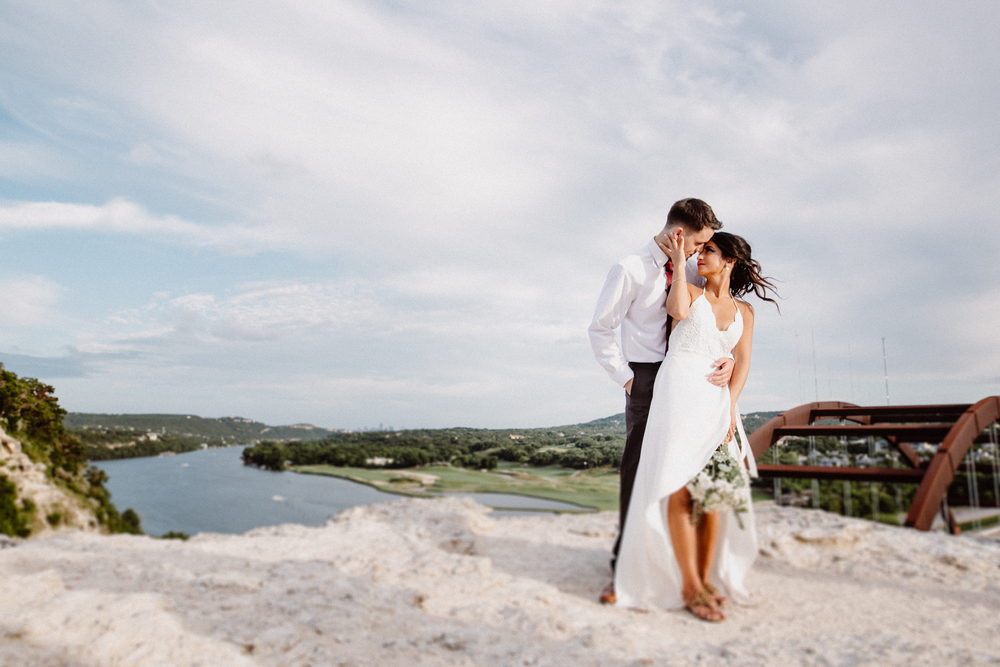 austin 360 bridge elopement