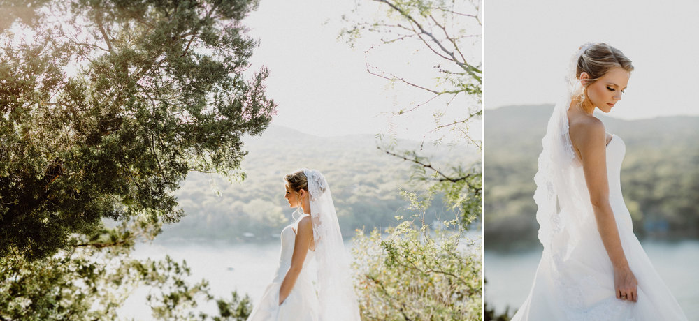 mt bonnell bridal portraits