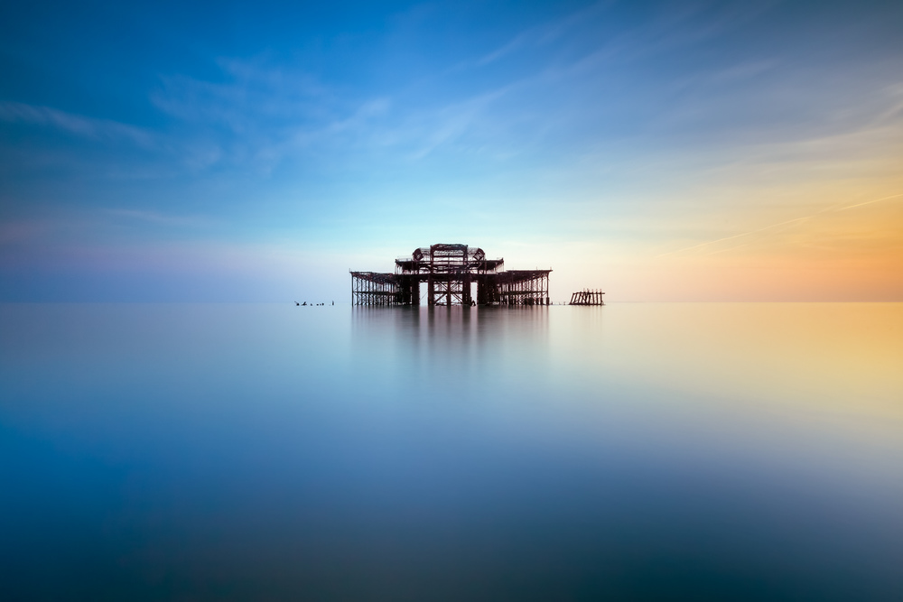 End of the Pier Project    - Click here to see this collection