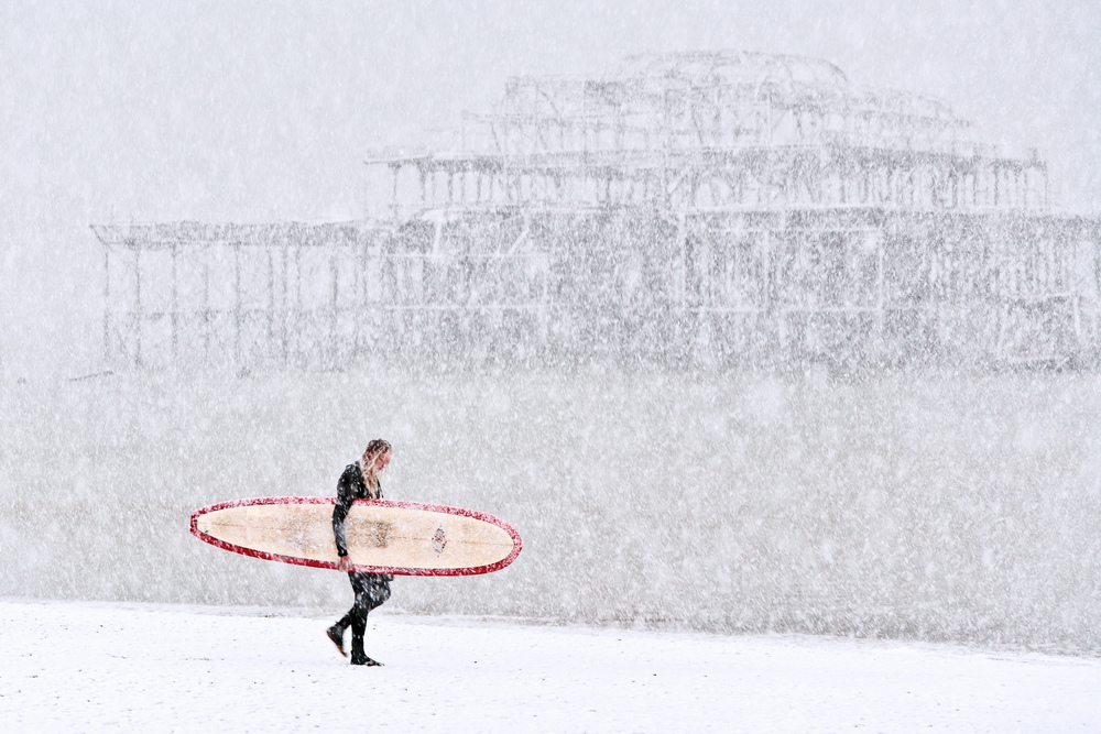 Brighton Snow Days  - Click here to see this collection