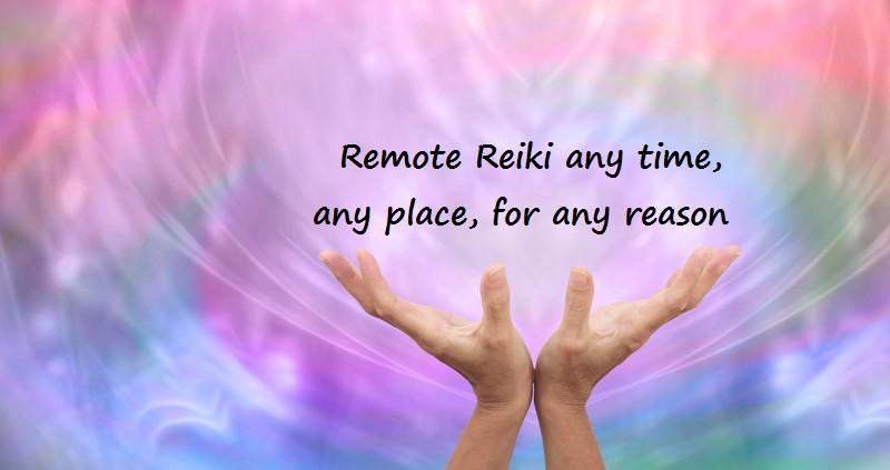 Remote Reiki