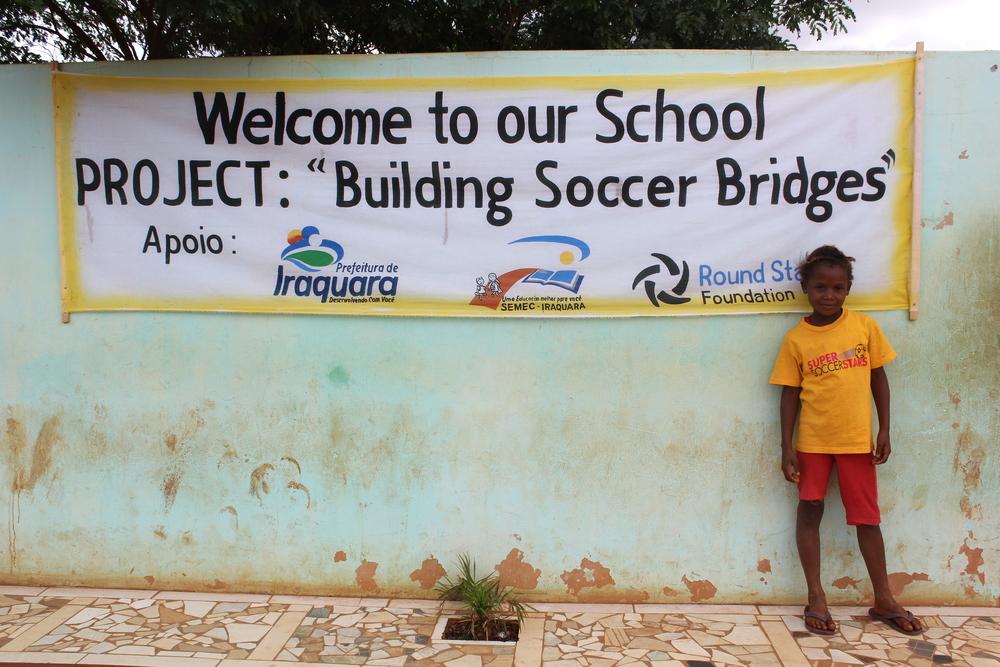 Building Soccer Bridges Program, Brazil 2013