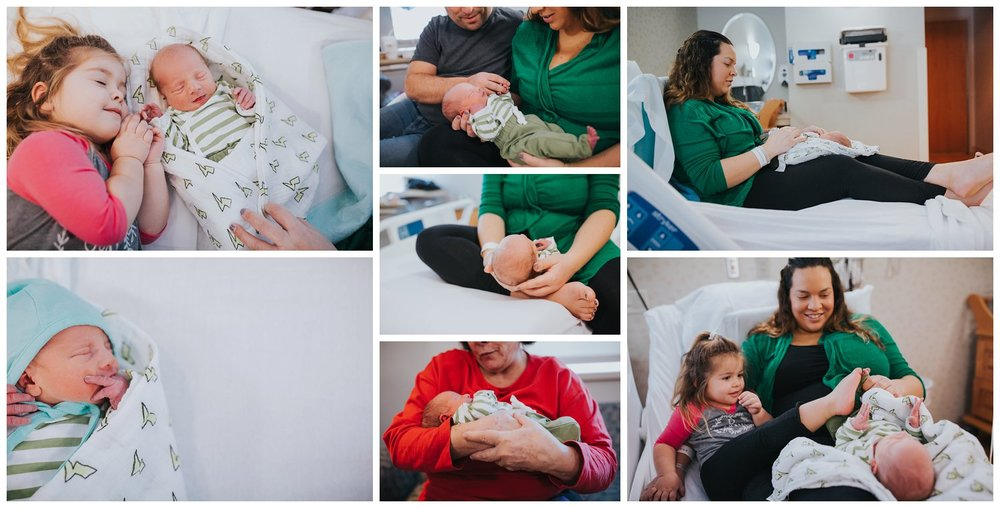 Milwaukee Birth Photographer