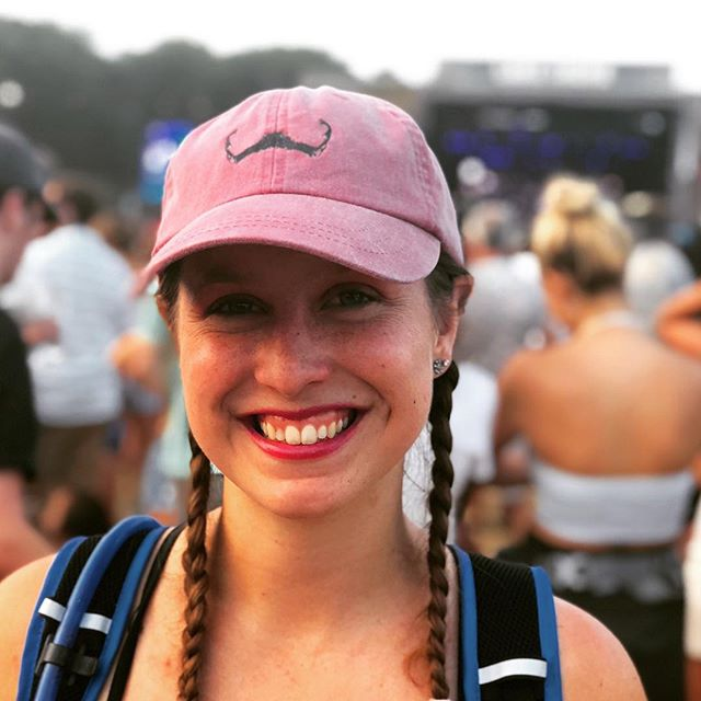 Kept the tradition alive, a little #outlaw @lollapalooza this year . . . #capecodoutlaws #capecod #outlaws #redhat