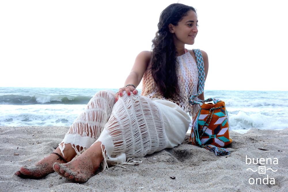 Ilana on the Beach