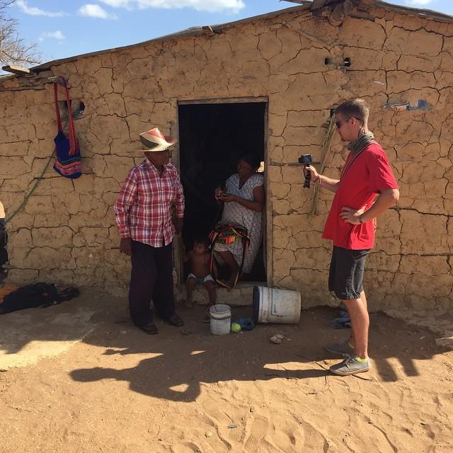 Wayuu Houses