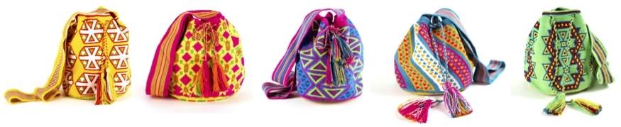 Wayuu Mochilas Handmade Bags