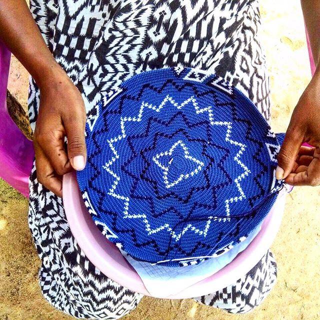Beauty and style... The one and only handmade Wayuu mochilas.  #wayuu #wayuupeople #colombianbags #mochilas #handmade #fairtrade