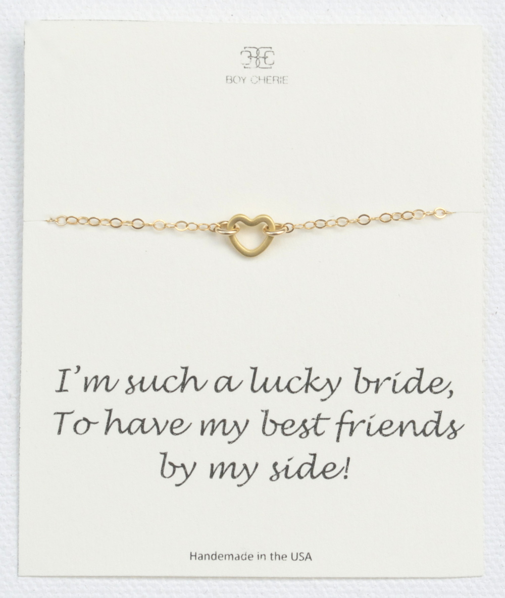 Gold heart bracelet wedding.jpg