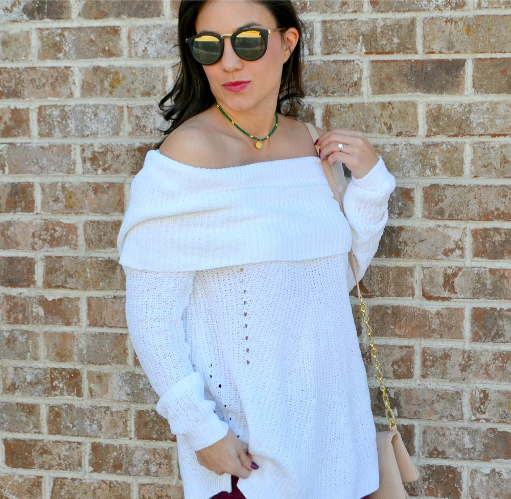 Statement choker and off the shoulder style.JPG