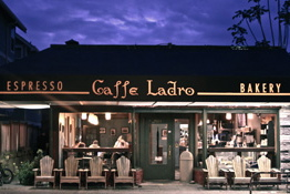 Caffe Ladro  Seattle, WA - USA