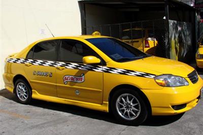 Acacya Taxi    Phone:    503 2271 4937    Price:  $30 per trip