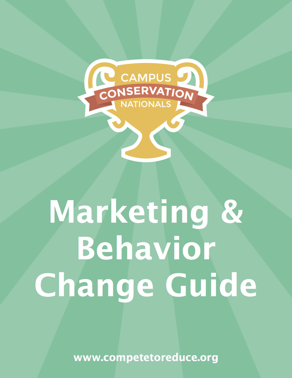 Marketing & Behavior Change Guide