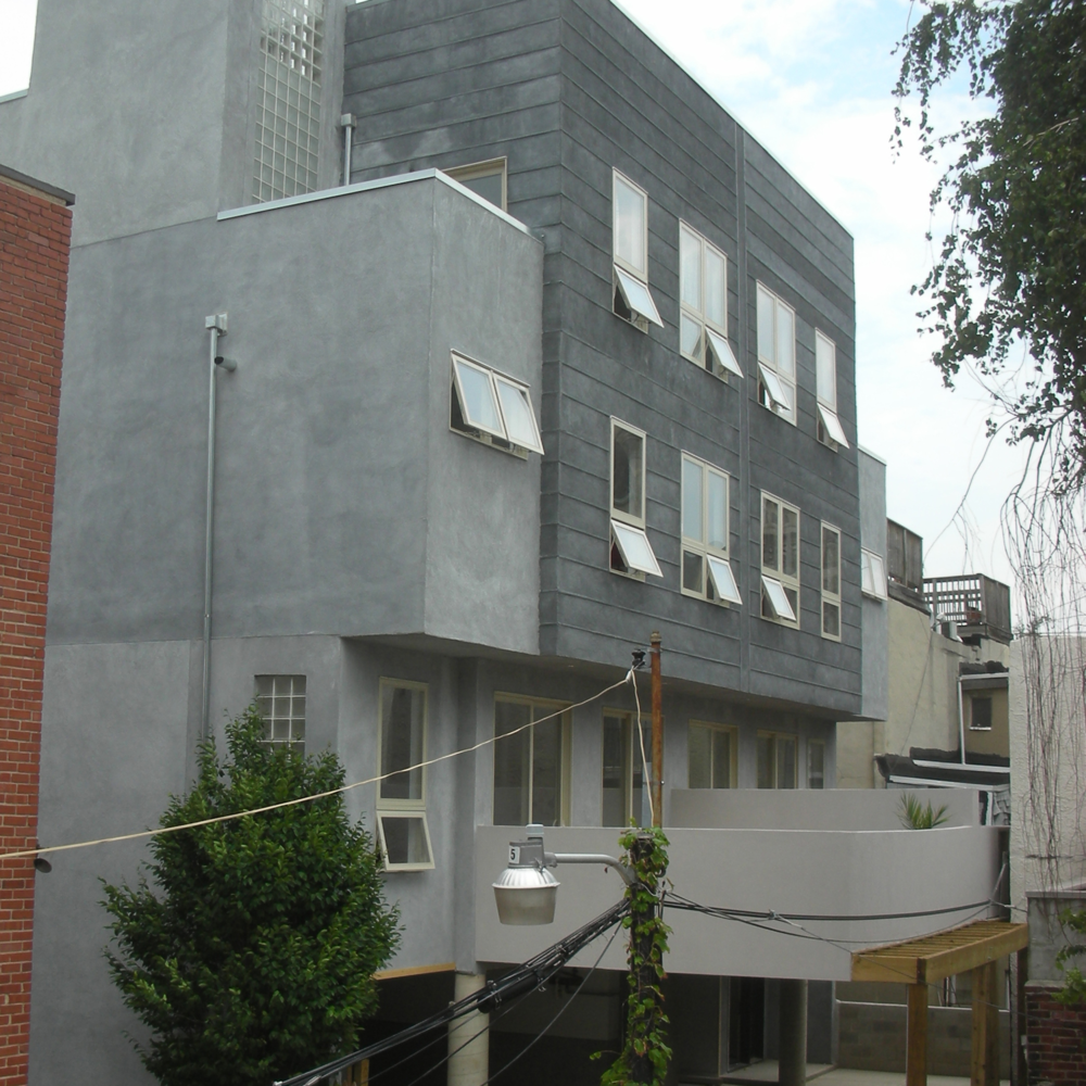 759 Martin Street Row Houses
