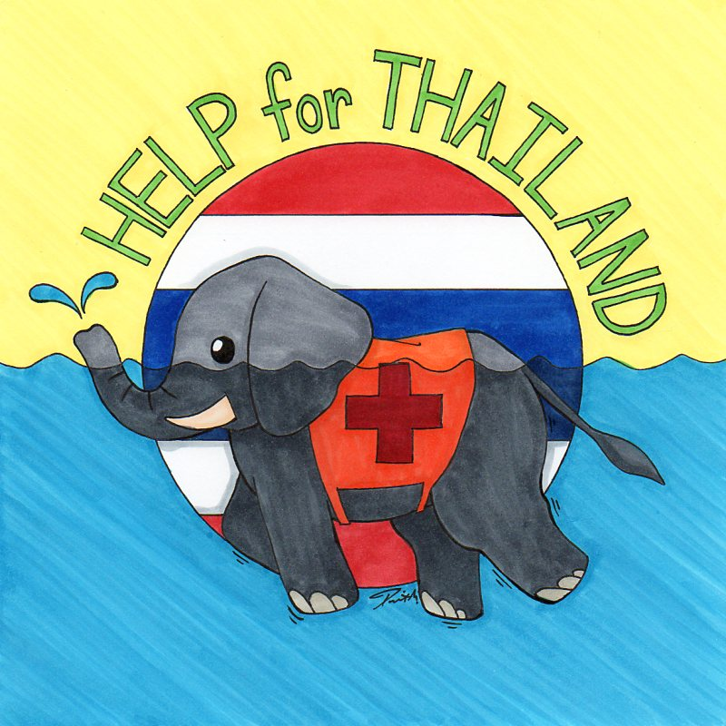 """Help for Thailand"""