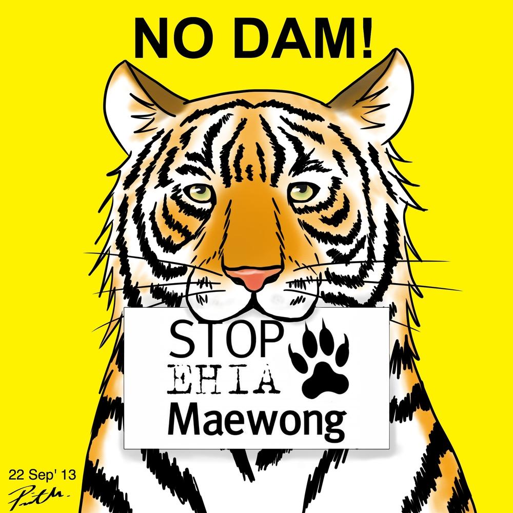 """No Dam"" Campaign"