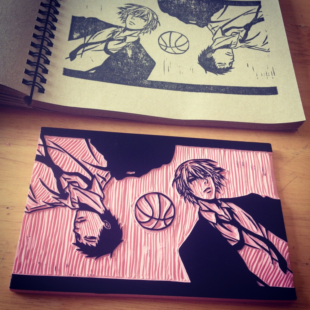 Kuroko no Basket Stamp