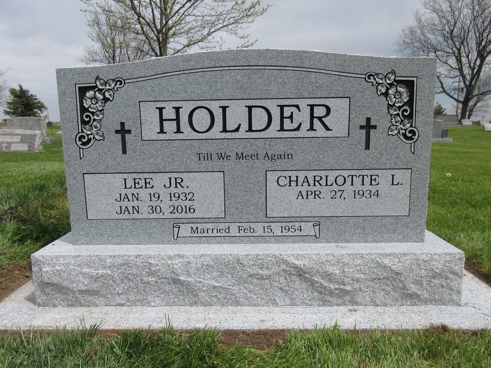 Holder, Lee and Charlotte.JPG