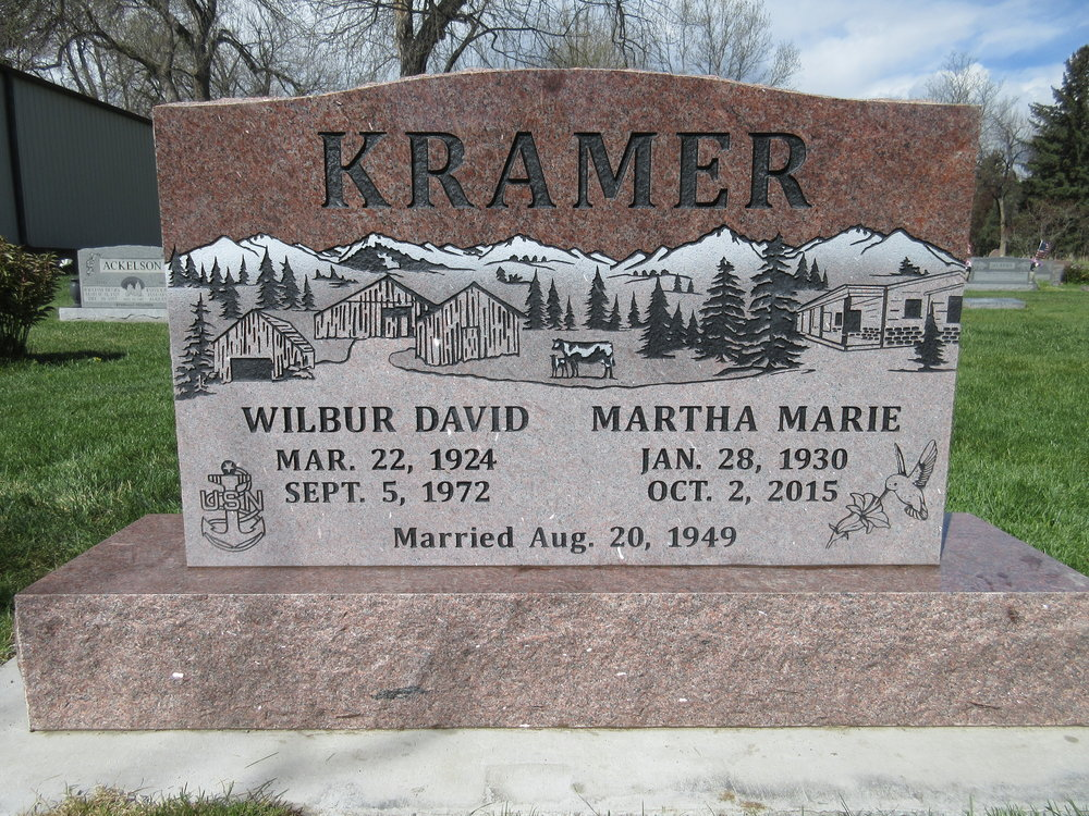 Kramer, Wilbur Martha.JPG