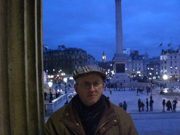 Trafalgar Square, London, UK (2009)