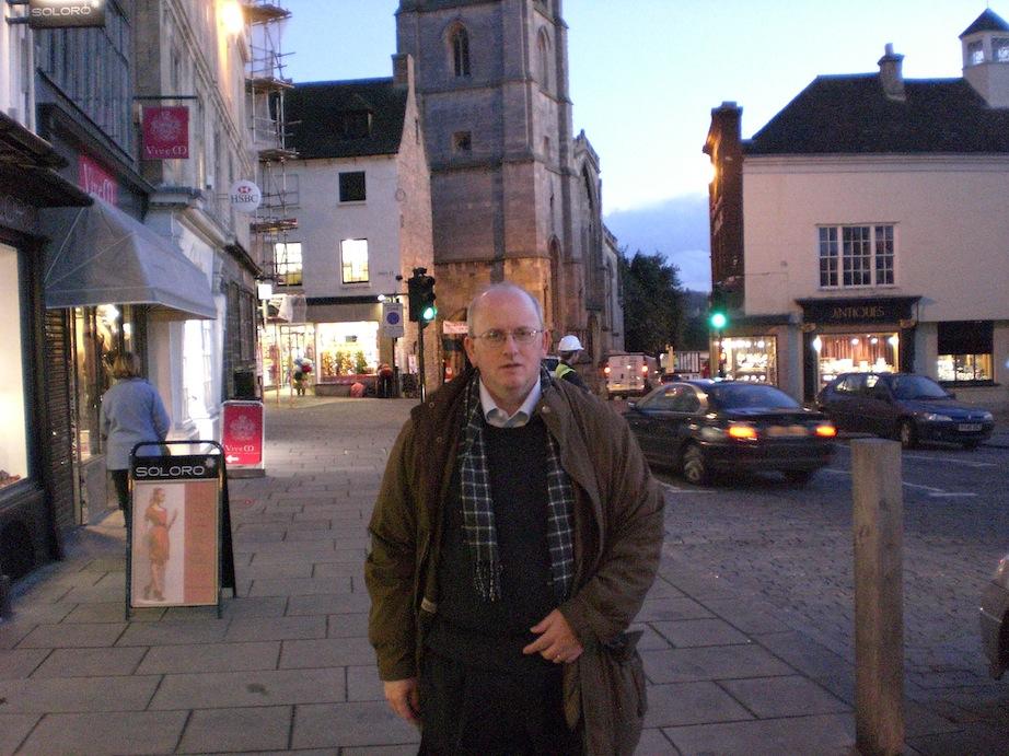 Near All Saints Square, Stamford, UK (2010)