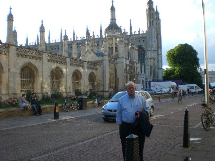 Cambridge, UK (2011)