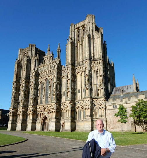 Cathedral Church of St. Andrew, Wells, UK (Jul 2014)
