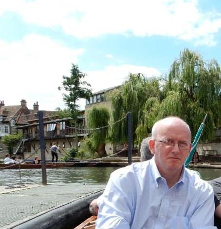River Cam, Cambridge, UK (Jul 2014)