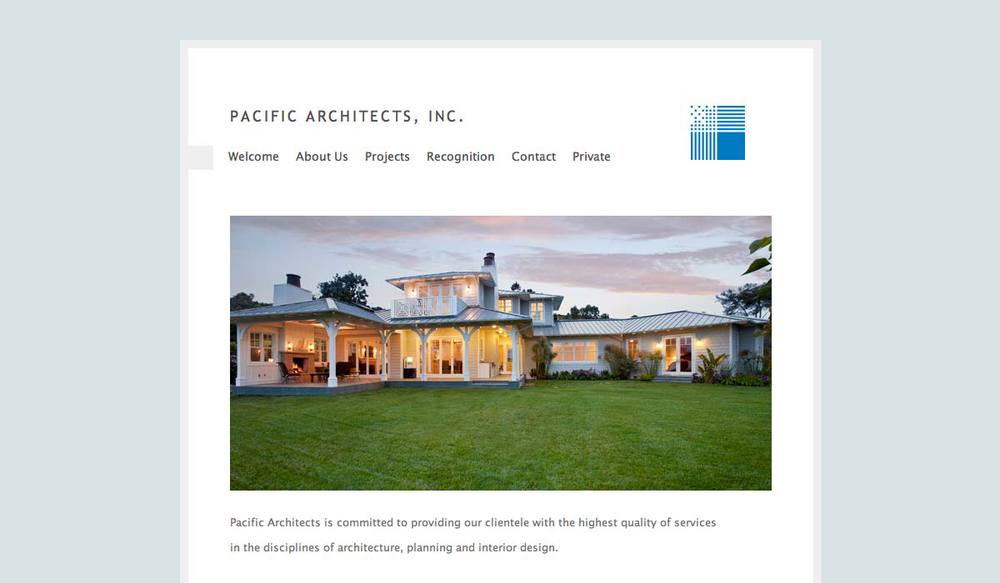Pacific Architects, Inc.